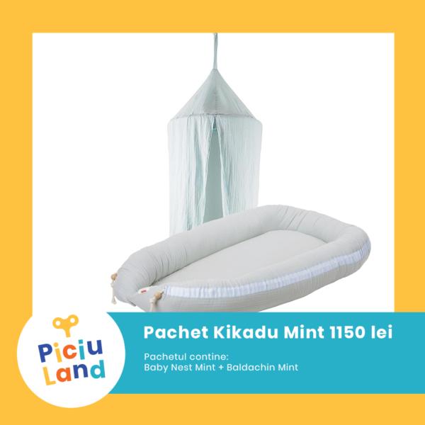 pachet-cadou-mint-baby-nest-baldachin-mint-kikadu-01