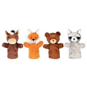 Set marionete pentru mana - Goki