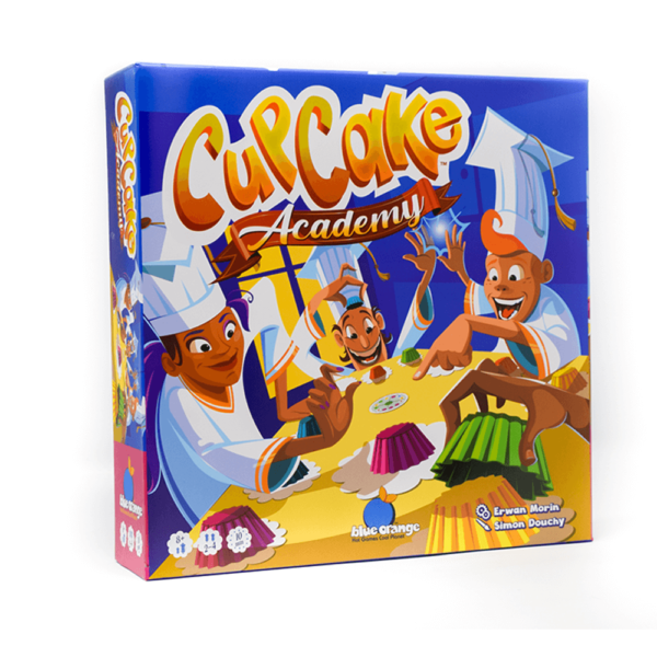 Joc de societate - Cupcake Academy - Blue Orange