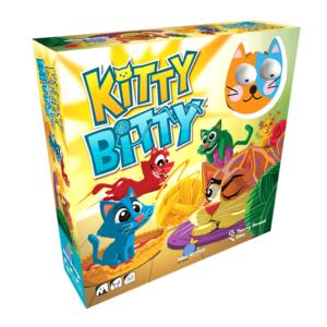 Joc de societate Kitty Bitty - Blue Orange