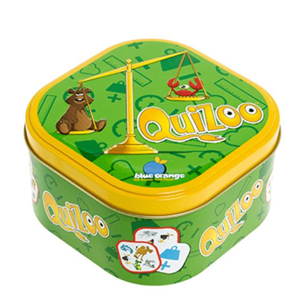 Joc de societate Quizoo - Blue Orange