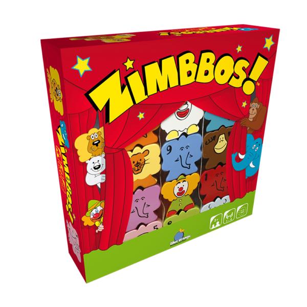Joc de societate Zimbbos - Blue Orange
