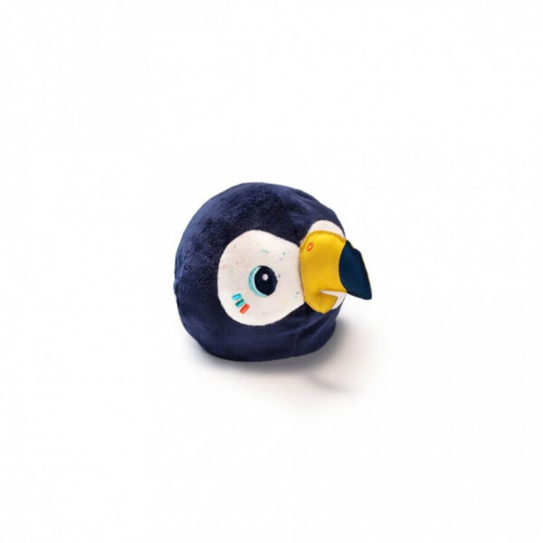 Jucarie din plus reversibila - Papagalul Pablo - Lilliputiens