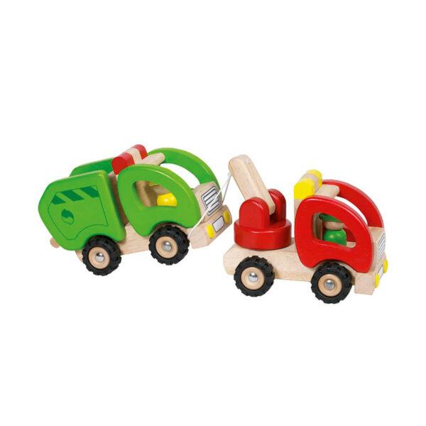 Camion de remorcare - Goki
