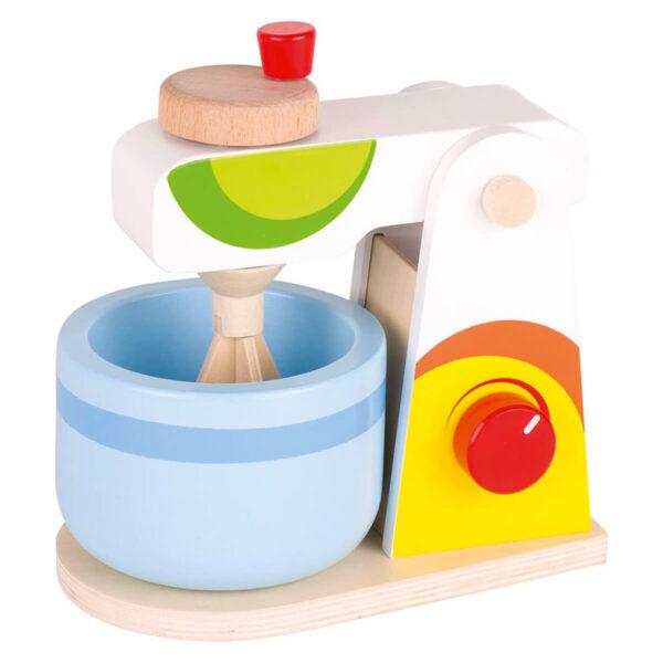 Mixer pentru copii - Jucarie din lemn - Goki