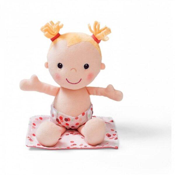 Papusa bebelus Louise - Lilliputiens