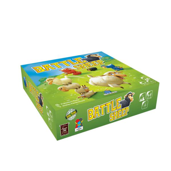 Joc de strategie - Battle Sheeps - Blue Orange