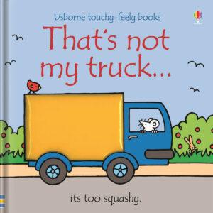 Carte cu pagini cartonate - That's not my truck… - Usborne