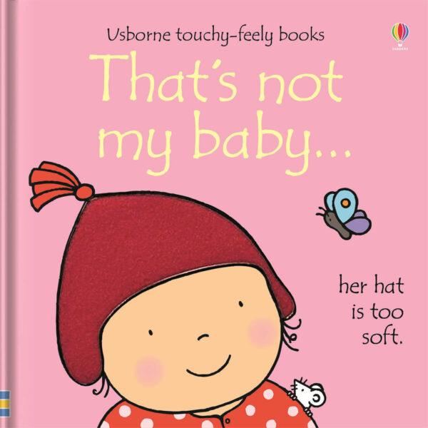 Carte cu pagini cartonate - That's not my baby (girl)… - Usborne