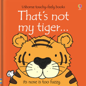 Carte cu pagini cartonate - That's not my tiger… - Usborne