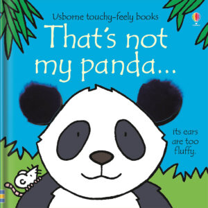 Carte cu pagini cartonate - That's not my panda… - Usborne