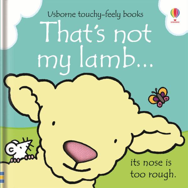 Carte cu pagini cartonate - That's not my lamb... - Usborne