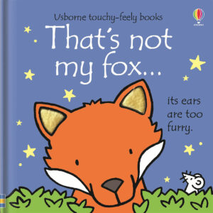 Carte cu pagini cartonate - That's not my fox… - Usborne