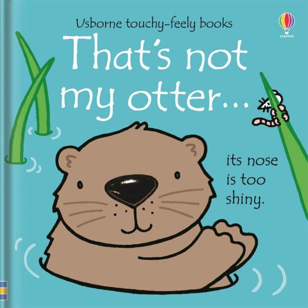 Carte cu pagini cartonate - That's not my otter… - Usborne