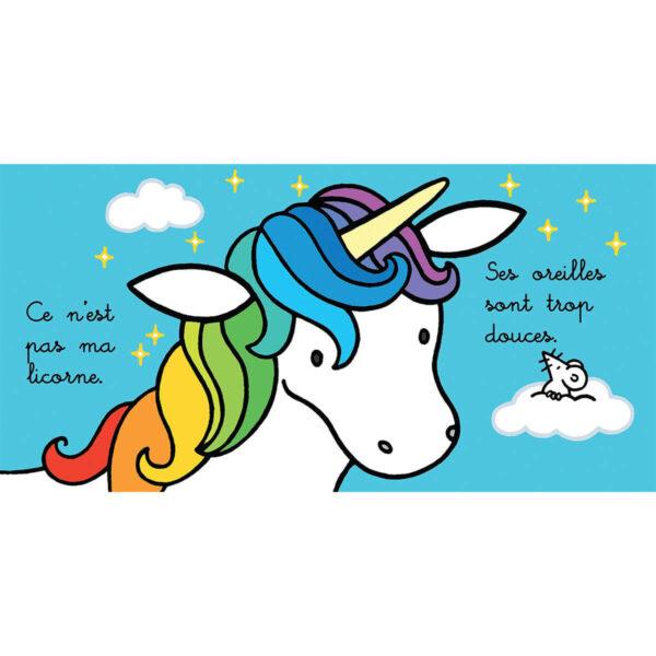 Carte cu pagini cartonate - That's not my unicorn… - Usborne