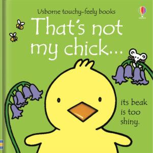 Carte cu pagini cartonate - That's not my chick… - Usborne