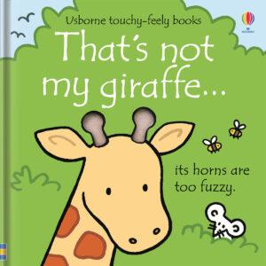 Carte cu pagini cartonate - That's not my giraffe… - Usborne