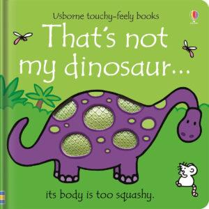Carte cu pagini cartonate - That's not my dinosaur - Usborne