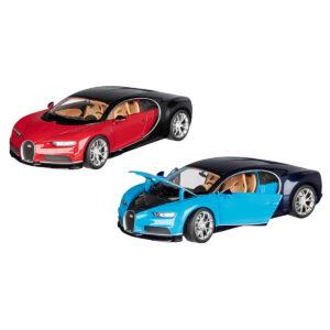 Masinuta - Bugatti Chiron - 19 cm- Goki