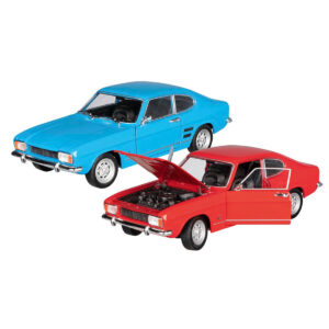 Masinuta clasica - Ford Capri (1969) - 17,5 cm - Goki