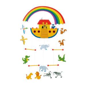 Carusel mobil - Arca lui Noe - Goki