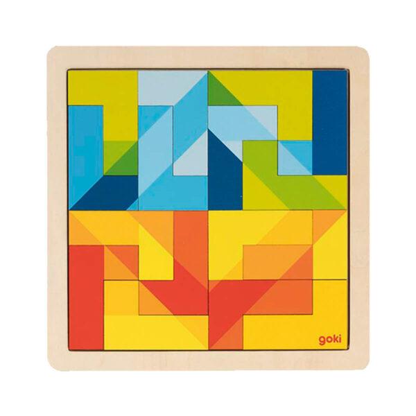 puzzle L forma 1