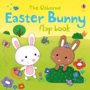 Carte pentru copii - Easter Bunny Flap Book - Usborne