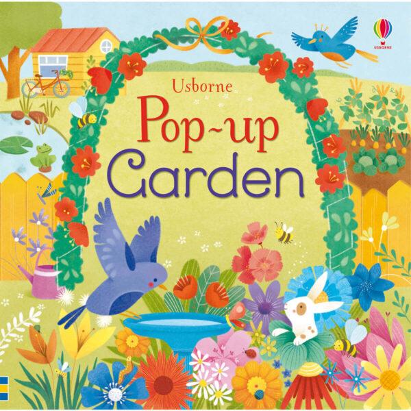 Carte pentru copii - Pop-Up Garden - Usborne