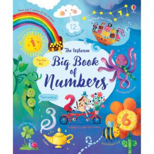 Carte pentru copii - Big Book of Numbers - Usborne