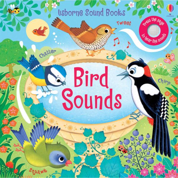 Carte muzicala pentru copii - Bird Sounds - Usborne