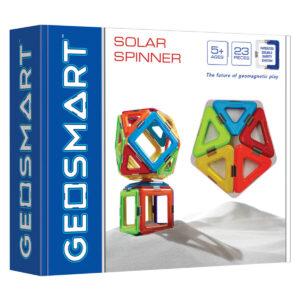 Joc de inteligenta - Solar spinner - Geosmart