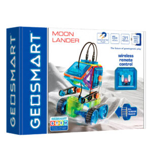 Joc de inteligenta - Moon lander - Geosmart