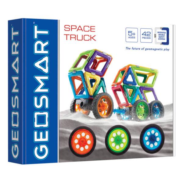Joc de inteligenta - Space truck - Geosmart