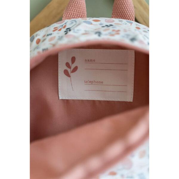 Rucsac pentru copii - Spring Flowers - Little Dutch