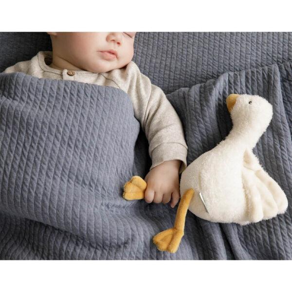 Jucarie din plus - 18 cm - Gasca - colectia Little Goose - Little Dutch