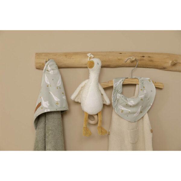 Jucarie muzicala - Gasca - colectia Little Goose - Little Dutch
