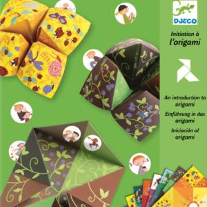Jucarie pentru confectionat - Initiere origami - Djeco