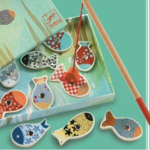 Joc de pescuit magnetic - Pesti - Djeco