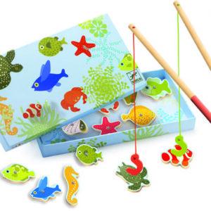 Joc de pescuit magnetic - Pesti tropicali - Djeco