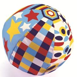Jucarie pentru copii - Minge usoara - Balon Geometric - Djeco