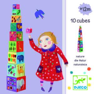 Turn de construit - Natura - Djeco