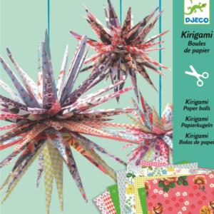 Kirigami - Decoratie mingi tepoase - Djeco