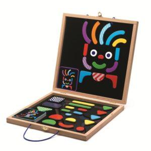 Joc creativ magnetic - Geobonhomme - Djeco