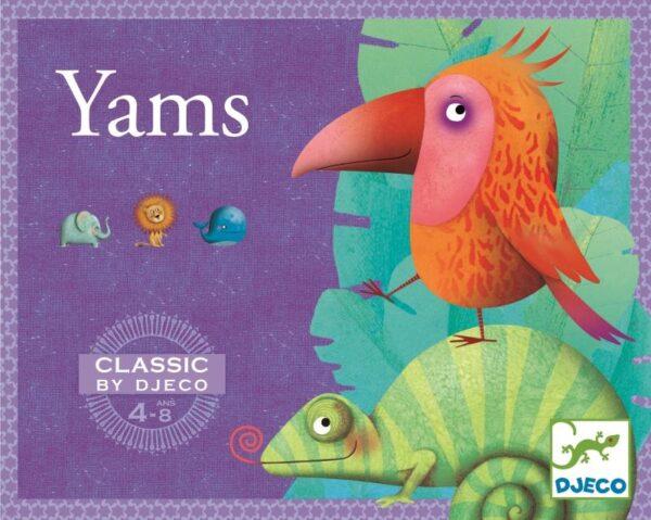 Joc de strategie cu zaruri - Yams - Djeco