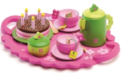 Set de ceai si tort aniversar - Djeco