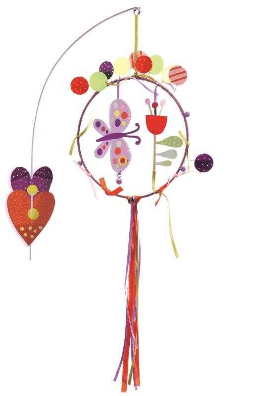 Decoratie mobila - Fluturi - Djeco
