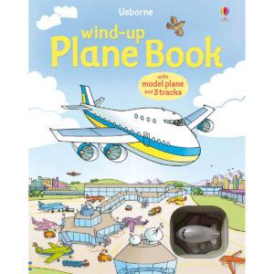 Carte pentru copii - Wind-Up Plane - Usborne