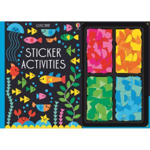 Carte pentru copii - Sticker Activities - Usborne