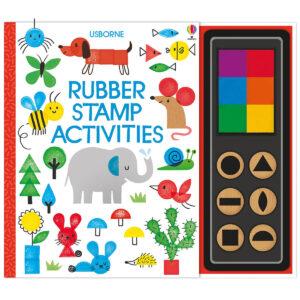 Carte pentru copii - Rubber Stamp Activities - Usborne