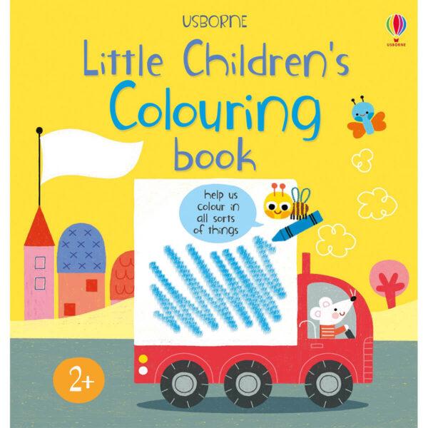 carte copii Children's Colouring Book